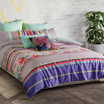 SUZIE QUILT COVER SET