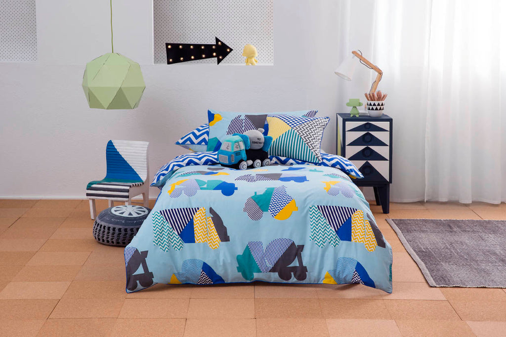 HUGO QUILT COVER SET