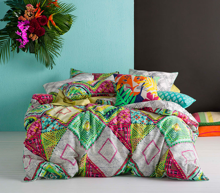 ALIETA MULTI QUILT COVER SET