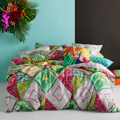 ALIETA QUILT COVER SET