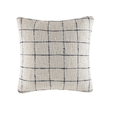 WALTER BLUE SQUARE CUSHION
