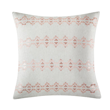 ALEXA BLUSH EURO PILLOWCASE