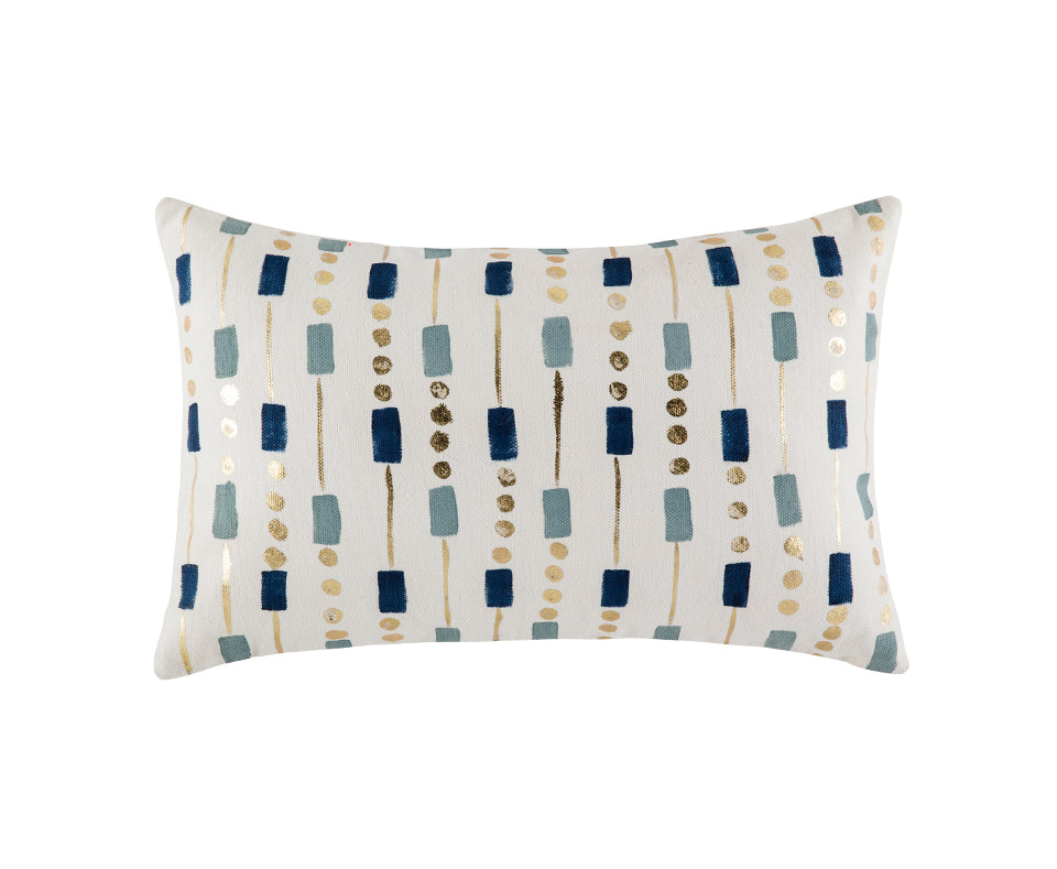BEVEN RECTANGLE CUSHION