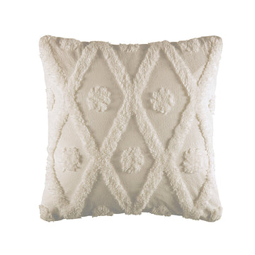 GORA NATURAL SQUARE CUSHION