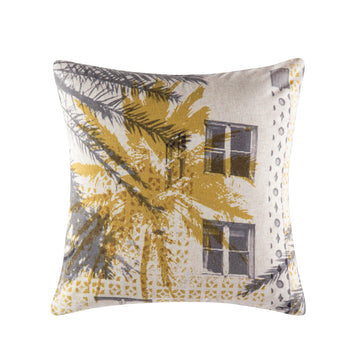 SHADOW PALM CUSHION