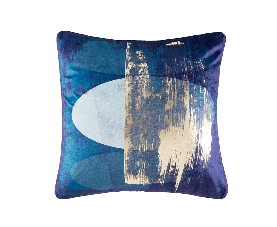 LENORE MIDNIGHT SQUARE CUSHION