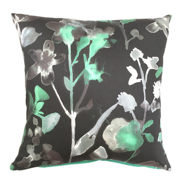 KEIRIN MINT SQUARE CUSHION