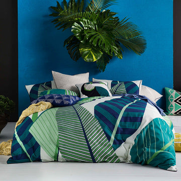 MICONIA QUILT COVER SET