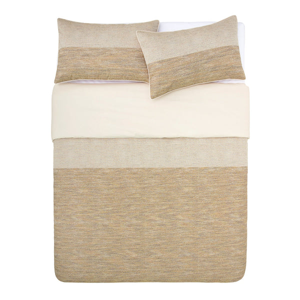AMARA GOLD QUILT COVER SET