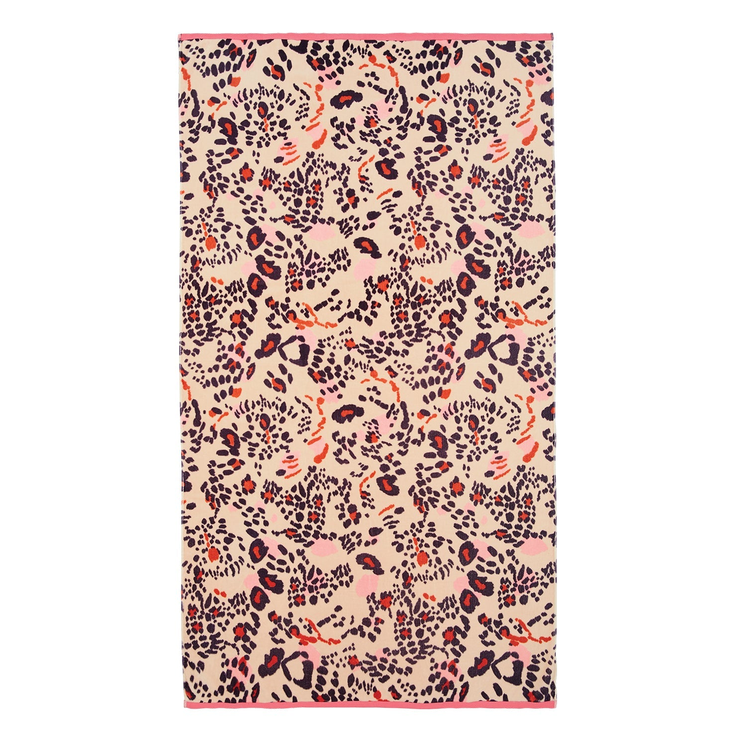 Animal Beach Towel
