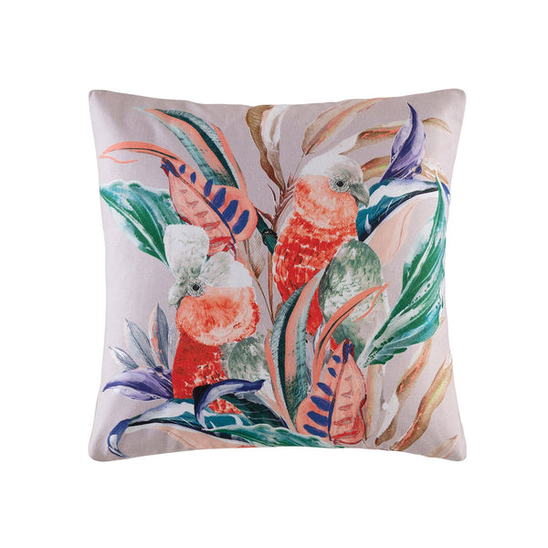 Galah Square Cushion