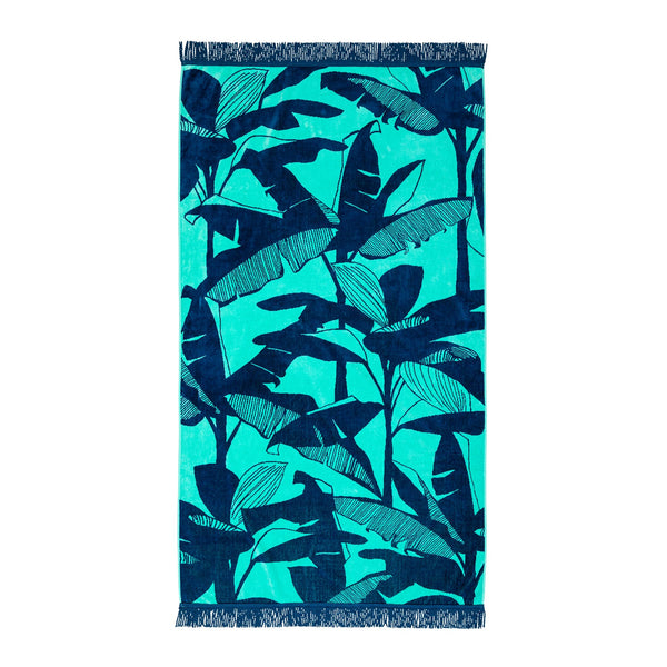 KENSAL RECTANGLE BEACH TOWEL