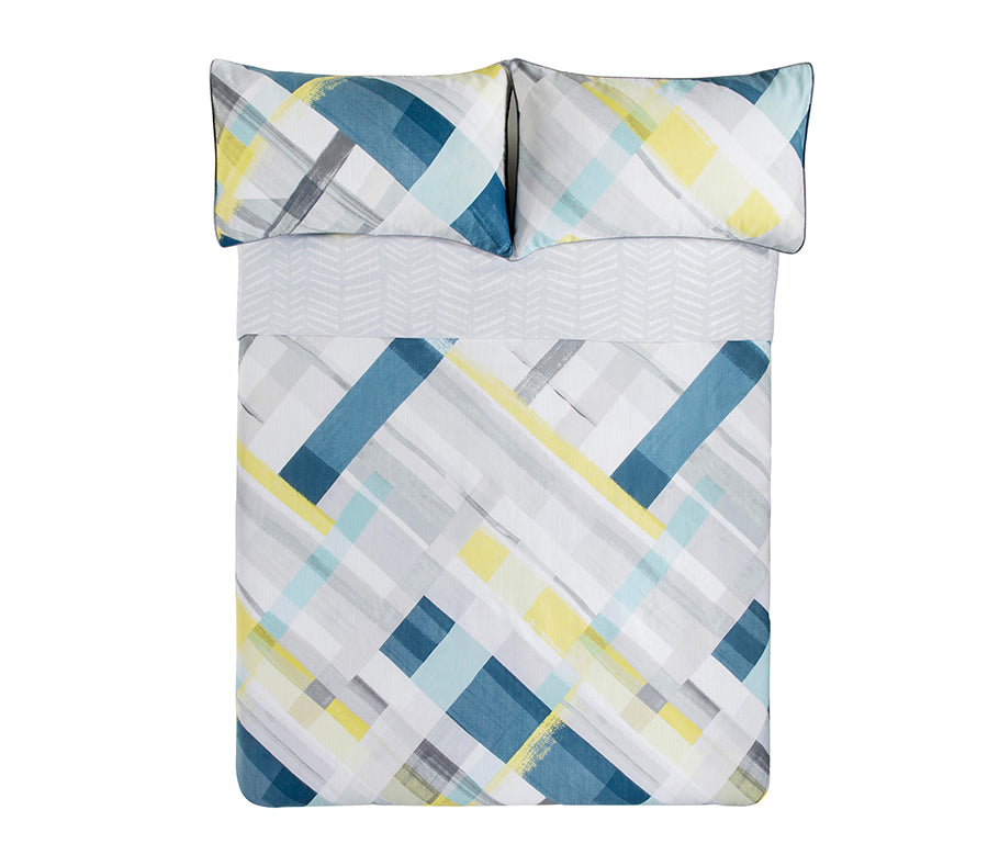 LUNRA QUILT COVER SET