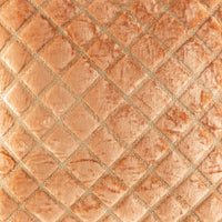 MARISOL APRICOT SQUARE CUSHION