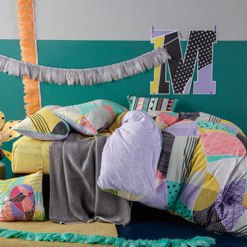 MOLLY QUILT COVER SET