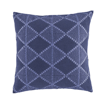 ORION DENIM SQUARE EUROPEAN PILLOWCASE