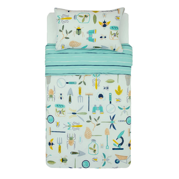 Outdoor Collector Quilt Cover Set