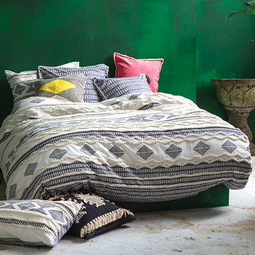 OXHACA QUILT COVER SET
