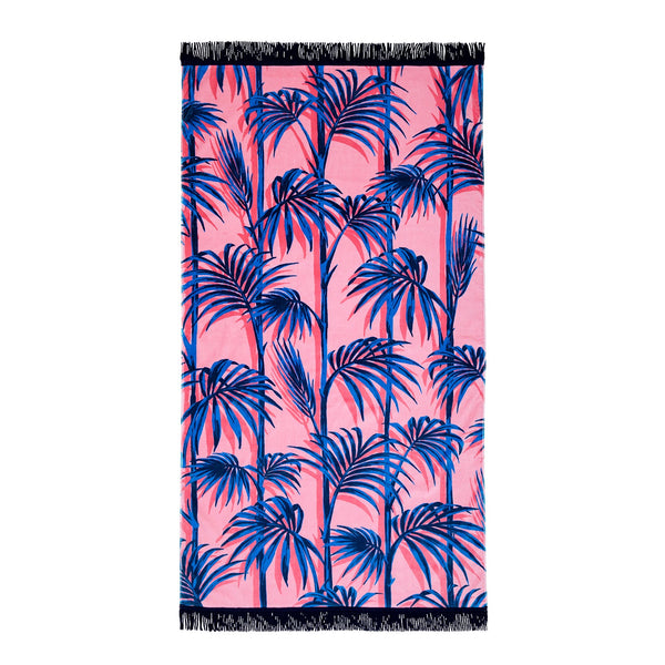 PALMERO RECTANGLE BEACH TOWEL
