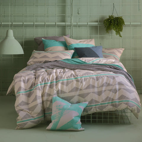 EVAN QUILT COVER SET