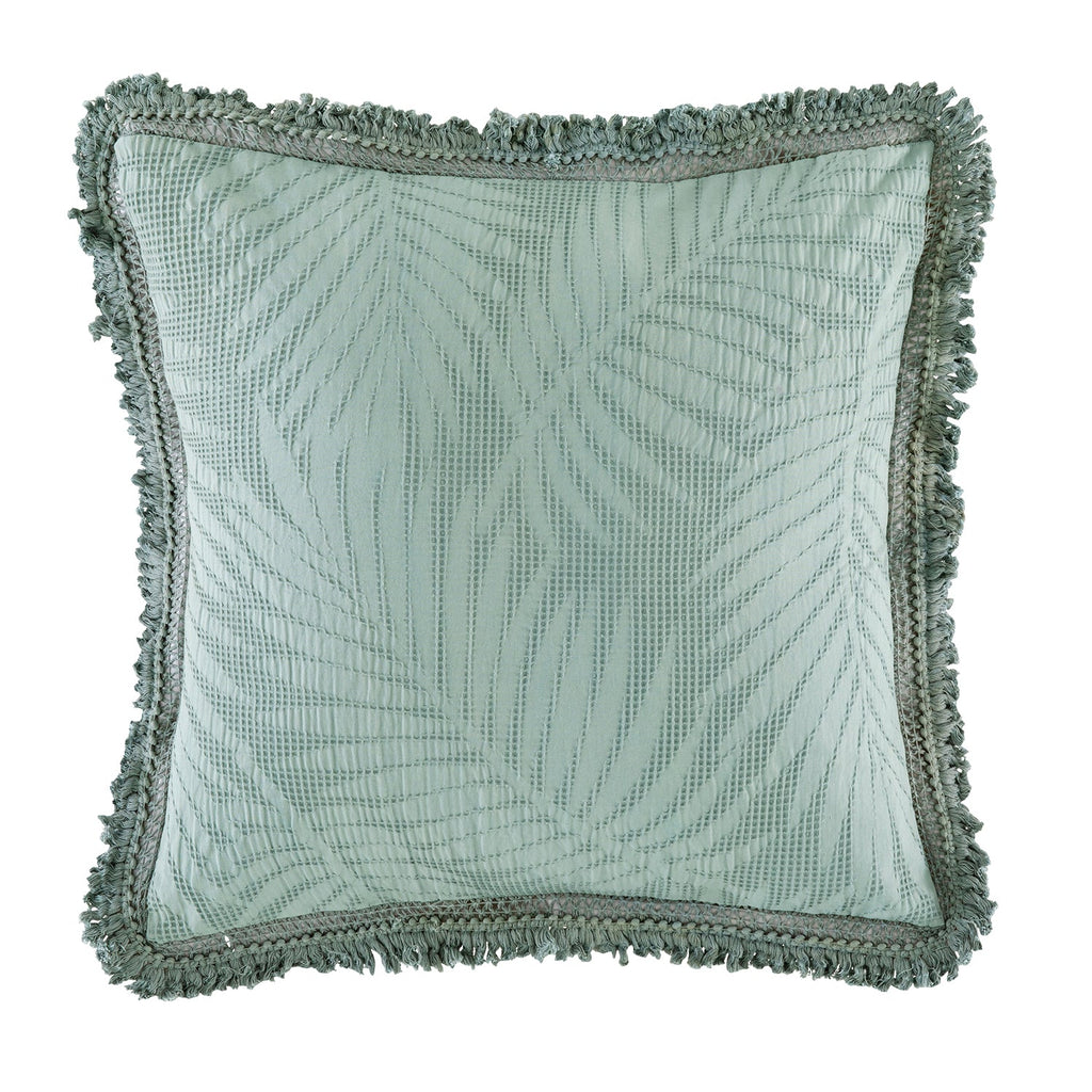 TERRELL SAGE EURO PILLOWCASE