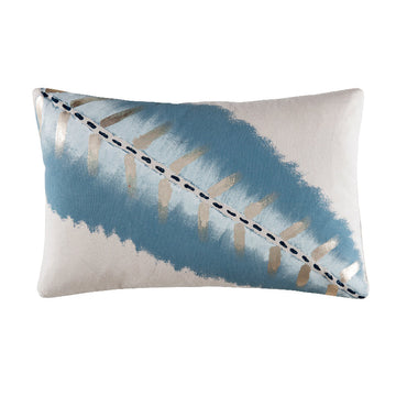 VALE SEAFOAM RECTANGLE CUSHION