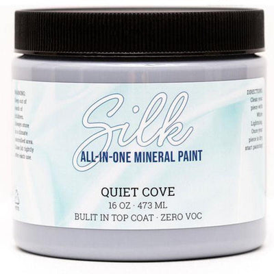 Silk All-in-One Mineral Paint by Dixie Belle - Quiet Cove (Preorder) - Piglet's Closet