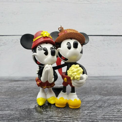 Disney Parks Mickey Minnie Dapper Date Night Ornament - Piglet's Closet