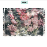 "Re-design by Prima Celeste Floral Tissue Decoupage Paper 19"" x 30"" - Piglet's Closet"