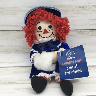 Applause Raggedy Ann Doll of the Month January 9