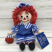 "Applause Raggedy Ann Doll of the Month June 9"" Plush Doll - Piglet's Closet"