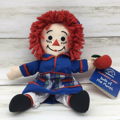 Applause Raggedy Ann Doll of the Month September 9