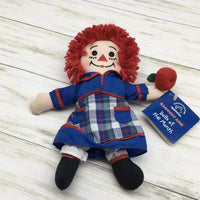 "Applause Raggedy Ann Doll of the Month September 9"" Plush Doll - Piglet's Closet"