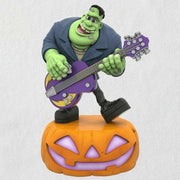 2019 Hallmark Frank on Guitar Monster Mash Frankenstein Sound Ornament - Piglet's Closet