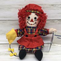 "Applause Raggedy Ann Doll of the Month March 9"" Plush Doll#2 - Piglet's Closet"