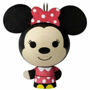 2017 Hallmark  Disney Minnie Mouse Wood Ornament - Piglet's Closet