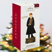 2019 Hallmark Harry Pottery Storytellers Ornament- Ron Weasley