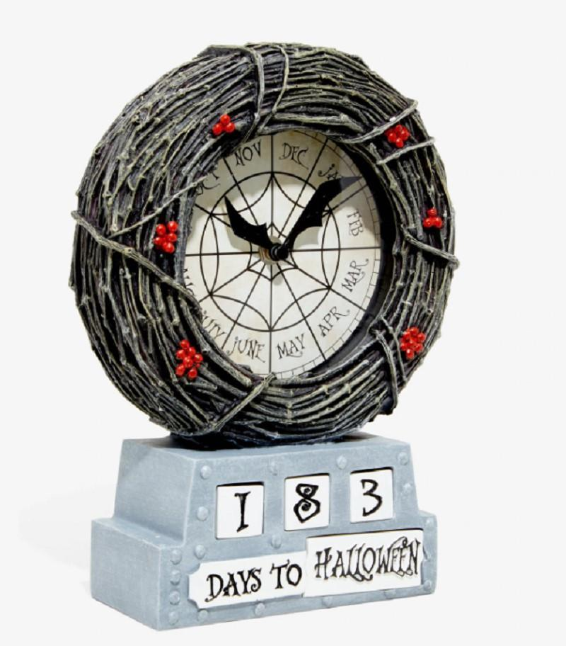 Hot Topic Nightmare Before Christmas Halloween Countdown Clock - Piglet's Closet