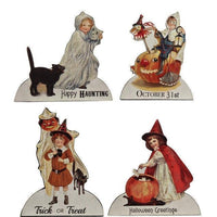 Bethany Lowe Designs Halloween Trick or Treat Children Dummy Board Figure - Piglet's Closet