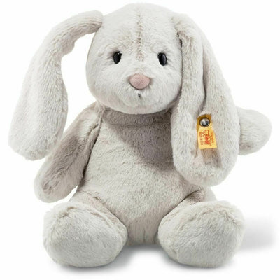 Steiff Medium Hoppie Rabbit Stuffed Animal Plush 11