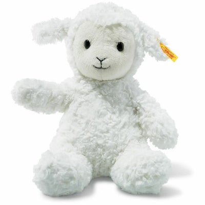 Steiff Medium Fuzzy Lamb Stuffed Animal 11