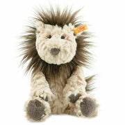 "Steiff Small Lionel Lion Stuffed Animal 8"" - Piglet's Closet"
