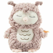 Steiff Ollie Owl Stuffed Animal 8.5""