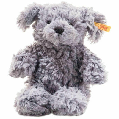Steiff Toni Dog Small Stuffed Animal 7