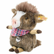 "Steiff Happy Farm Mini Horse Stuffed Animal 7"" - Piglet's Closet"
