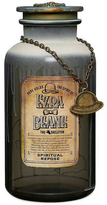 Disney Haunted Mansion 50th Anniversary Host a Ghost Ezra Spirit Jar