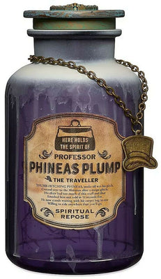 Disney Haunted Mansion 50th Anniversary Host a Ghost Phineas Plump Spirit Jar