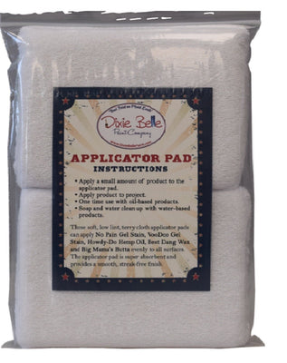 Dixie Belle Paint Company Stain Finish Applicator Pads