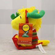 2013 Gemmy Animated Christas Musical Plush Holiday Woodstock