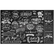 "Re-design Prima Thankful and Blessed II Decoupage Tissue Paper 19"" x 30"""